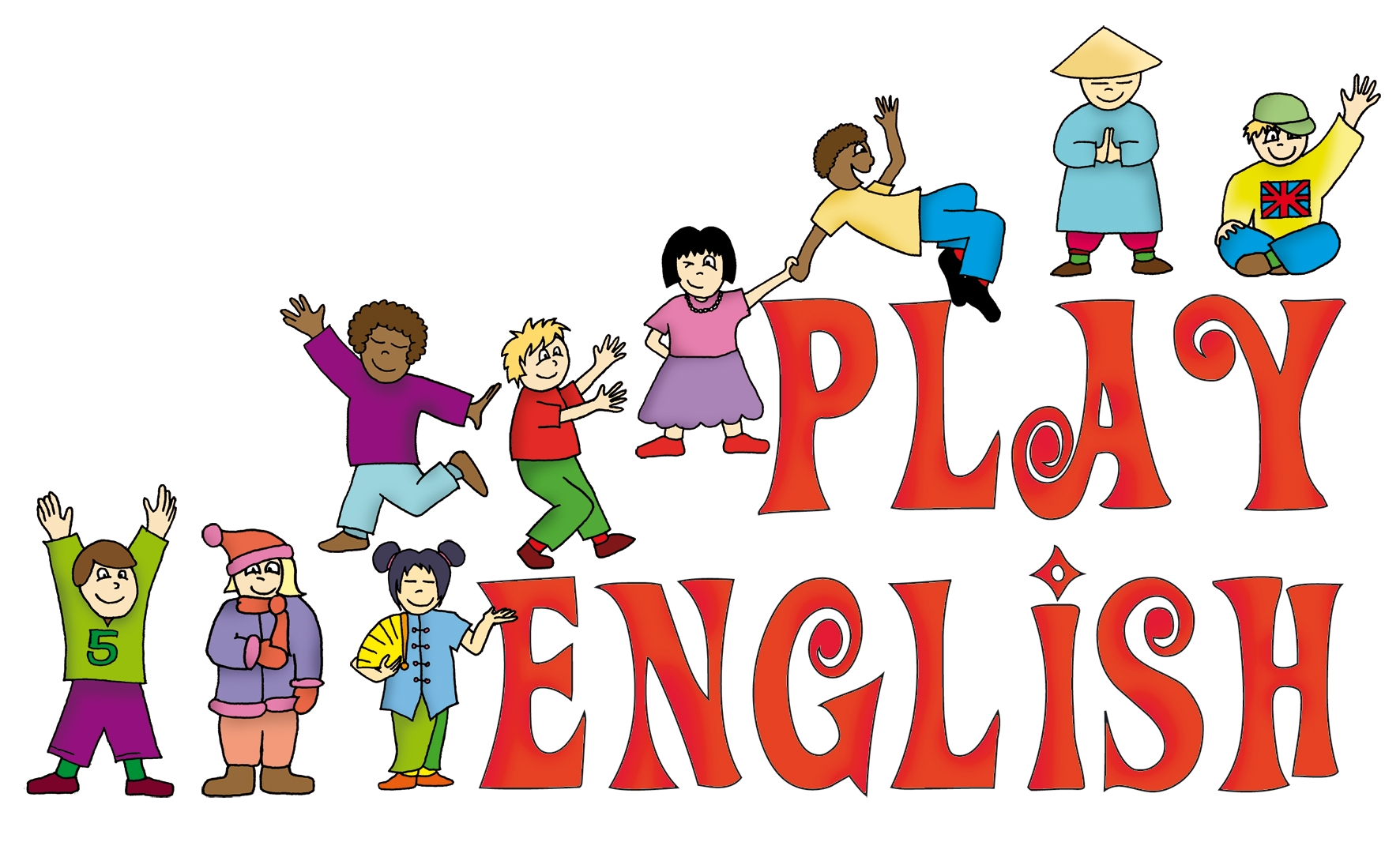 Atelier d'anglais Play English
